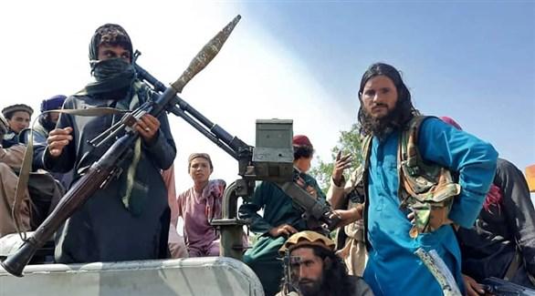 مسلحون من طالبان (أرشيف)