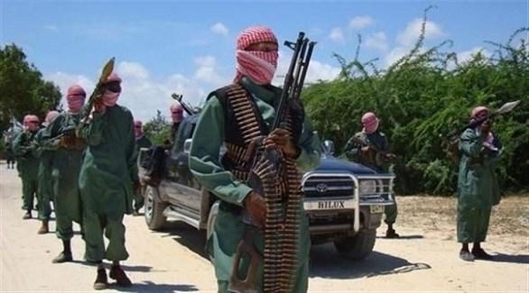 مسلحون من حركة الشياب الإرهابية في الصومال (أرشيف)