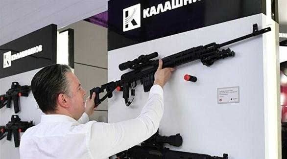 شركة كلاشنيكوف الروسية (أرشيف)