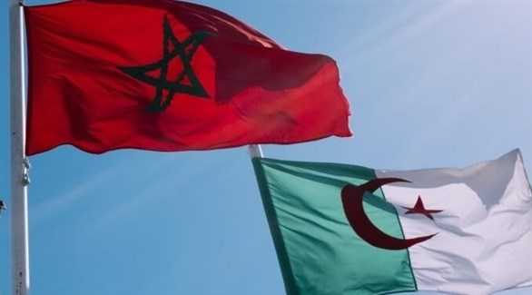 العلمان الجزائري والمغربي (أرشيف)