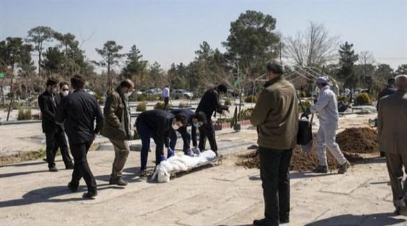 665 وفاة و39983 إصابة جديدة بكورونا في إيران