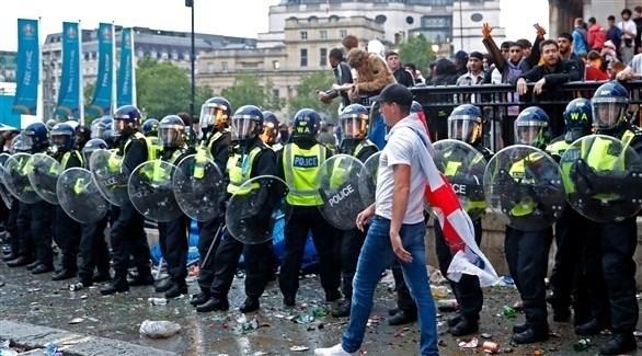 """""""يويفا"""" يبدأ إجراءات تأديبية ضد الاتحاد الإنجليزي بسبب الجمهور"""