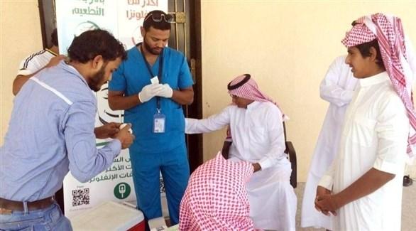 13 وفاة و986 إصابة جديدة بكورونا في السعودية
