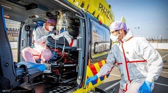 ألمانيا تسجل 3448 إصابة جديدة بكورونا
