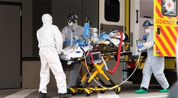 ألمانيا تسجل 3206 إصابات جديدة بكورونا