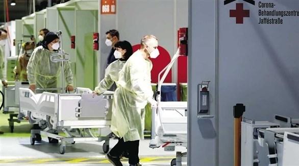 ألمانيا تسجل 1183 إصابة جديدة بكورونا