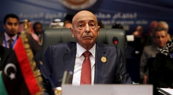 رئيس البرلمان الليبي عقيلة صالح (أرشيف)