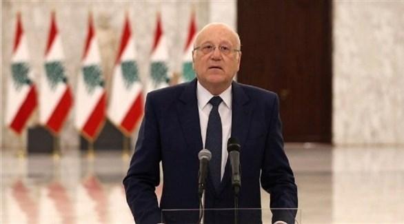 رئيس الحكومة اللبنانية المكلف نجيب ميقاتي (أرشيف)