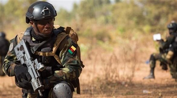 عنصر في الجيش الكاميروني (أرشيف)