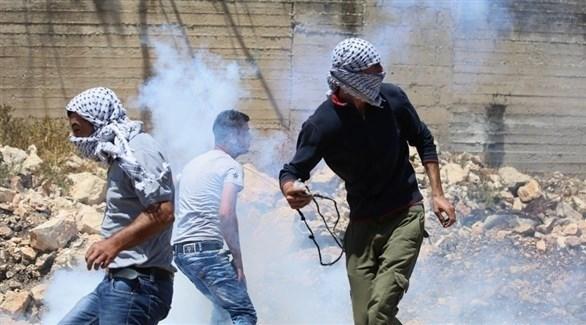 مواجهات بين القوات الإسرائيلية و شبان فلسطينيين (أرشيف)