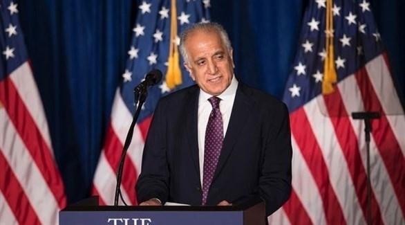 المبعوث الأمريكي الخاص للمصالحة في أفغانستان زلماي خليل زاد (أرشيف)