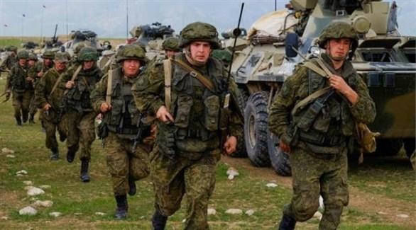 قوات روسية في طاجيكستان (أرشيف)