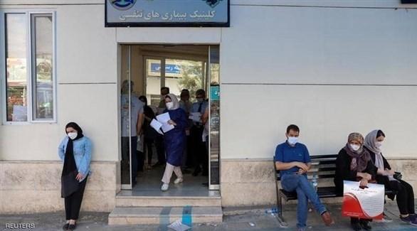 الكورونا في إيران (أرشيف)