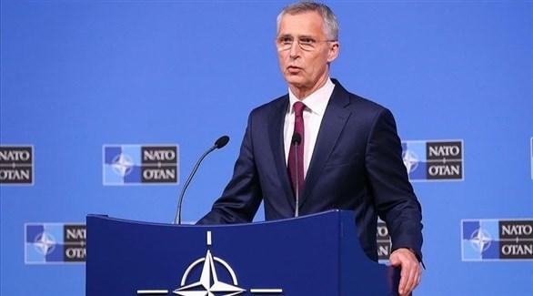 الأمين العام لحلف شمال الأطلسى الناتو ينس ستولتنبرغ (أرشيف)