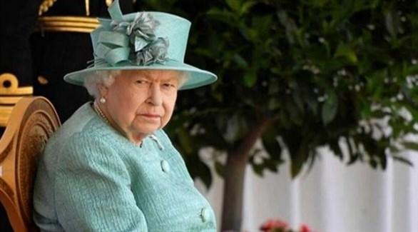 ملكة بريطانيا إليزابيث الثانية (أرشيف)