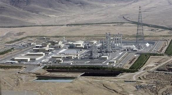 منشأة نطنز النووية الإيرانية (أرشيف)