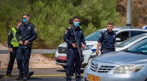 انتشار عناصر من الشرطة الإسرائيلية (أرشيف)