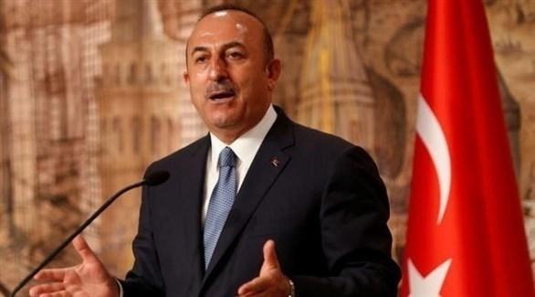 وزير الخارجية التركي مولود تشاووش أوغلو (أرشيف)