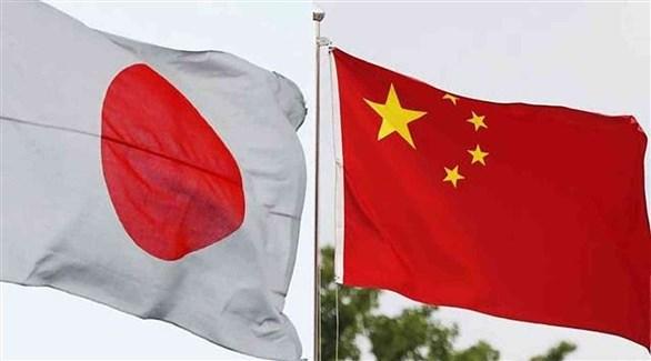 اليابان والصين (أرشيف)