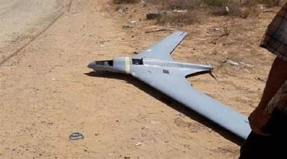 تدمير طائرة مفخخة حوثية أطلقت باتجاه السعودية