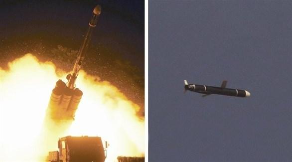 الاختبار الصاروخي الذي أجرته كوريا الشمالية (يونهاب)