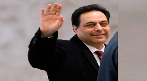 رئيس الحكومة اللبنانية السابق حسان دياب (الجمهورية)