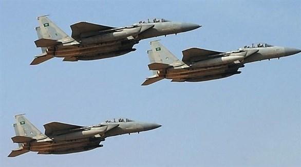 مقاتلات حربية تابعة لتحالف دعم الشرعية في اليمن (أرشيف)