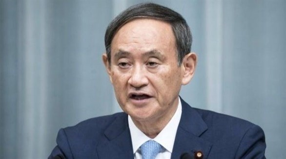 رئيس وزراء اليابان يوشيهيدا سوغا  (أرشيف)