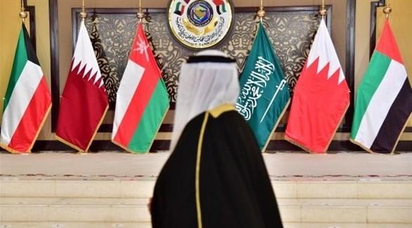 أعلام دول مجلس التعاون الخليجي (أرشيف)