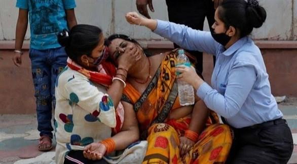 الهند تسجل 34403 إصابات جديدة بكورونا