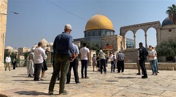 529 مستوطناً يقتحمون المسجد الأقصى