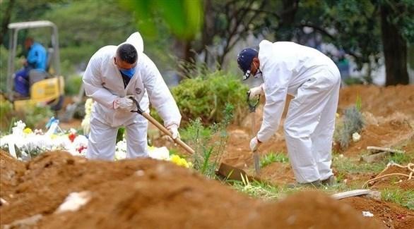 البرازيل: 243 وفاة بكورونا خلال 24 ساعة