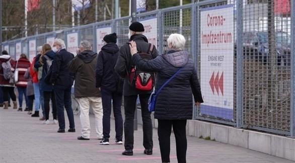 ألمانيا تسجل 10835 إصابة جديدة بكورونا