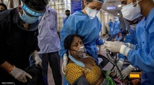 الهند تسجل 31222 إصابة جديدة بكورونا