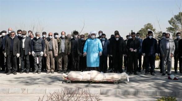 538 وفاة و26854 إصابة جديدة بكورونا في إيران