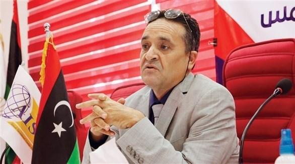 وزير الدولة للشؤون الاقتصادية الليبي سلامة الغويل (أرشيف)