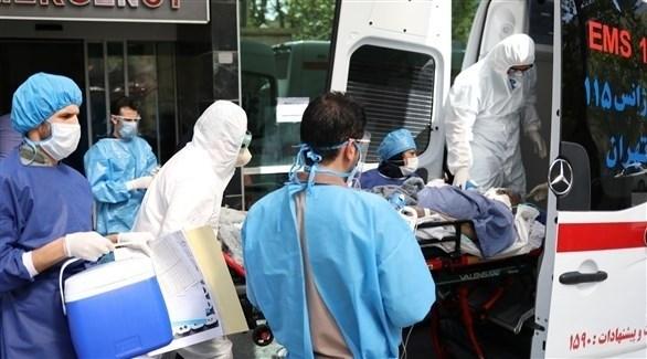 505 وفيات و26 ألف إصابة جديدة بكورونا في إيران