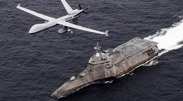 مسيرات تابعة للبحرية الأمريكية (أرشيف / البحرية الأمريكية)