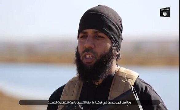 داعش يحرق جنديين تركيين في مدينة الباب السورية  5