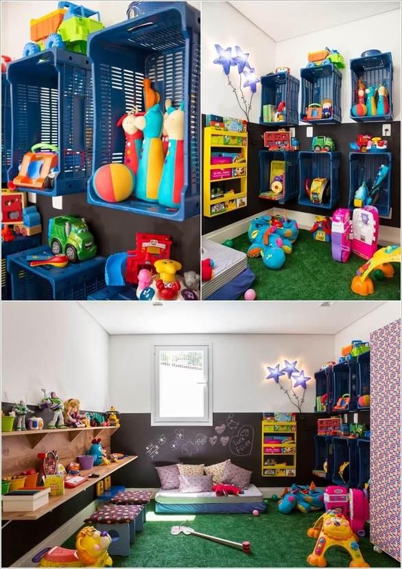 نصائح وأفكار لعمل زاوية للعب أطفال في المنزل|بالصور