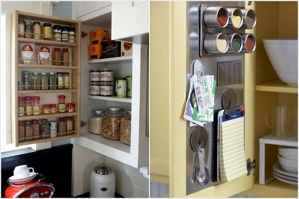لتخزين الأواني وأدوات الطبخ بالصور: 10 نصائح لاستغلال جميع المساحات في المطبخ 10