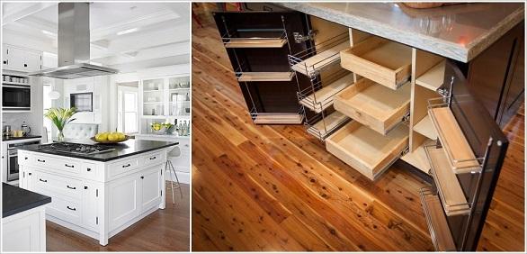 لتخزين الأواني وأدوات الطبخ بالصور: 10 نصائح لاستغلال جميع المساحات في المطبخ 4