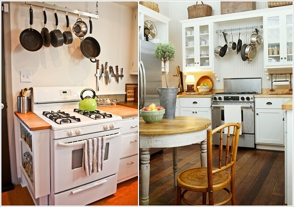 لتخزين الأواني وأدوات الطبخ بالصور: 10 نصائح لاستغلال جميع المساحات في المطبخ 7