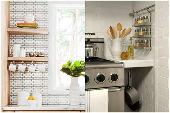 لتخزين الأواني وأدوات الطبخ بالصور: 10 نصائح لاستغلال جميع المساحات في المطبخ 9