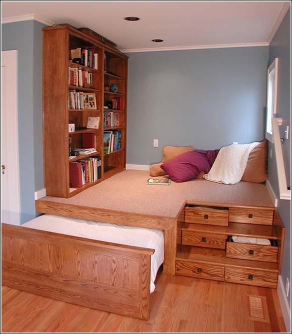 5 أفكار بسيطة لتوسيع غرف النوم الصغيرة