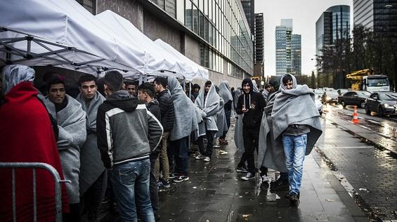 بالصور: العائلات البلجيكية تتبنى 121 طفلاً وقاصراً من اللاجئين  بالصور: العائلات البلجيكية تتبنى 121 طفلاً وقاصراً من اللاجئين