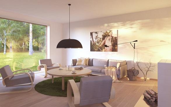 منزل من تصميم 2 مليون شخص في السويد