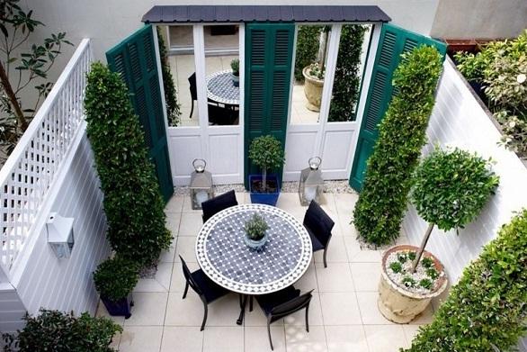 نتيجة بحث الصور عن تزيين المنزل بالنباتات