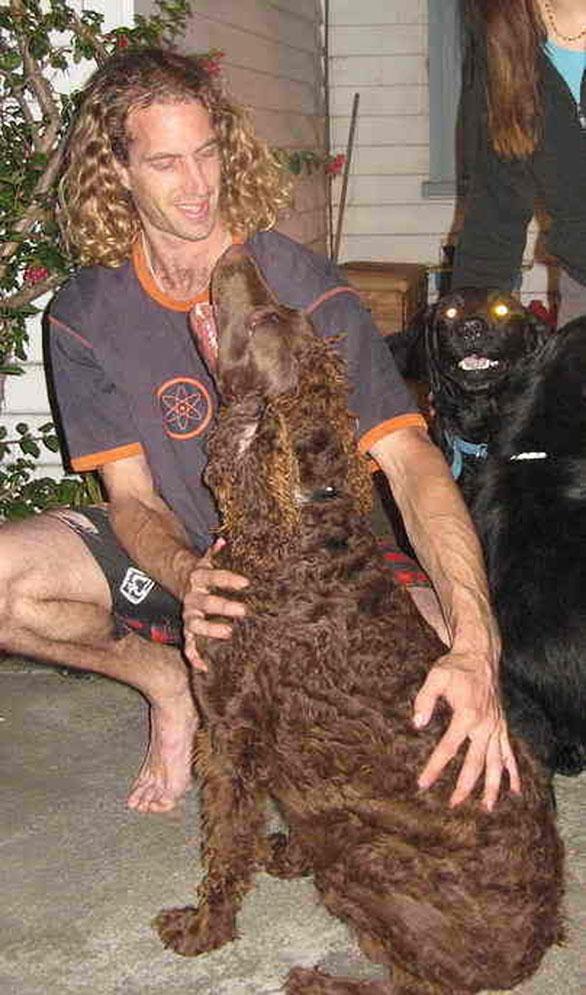 أشخاص يشبهون كلابهم فى 20 صورة طبيعية Dog11