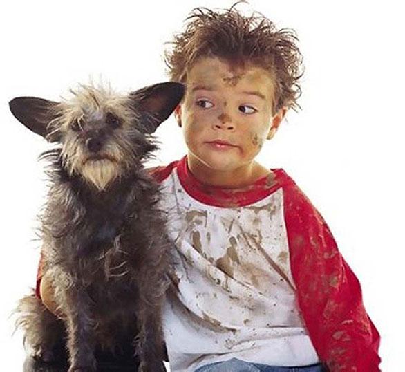 أشخاص يشبهون كلابهم فى 20 صورة طبيعية Dog12